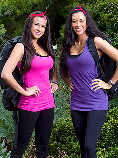 Amazing Race's Showgirls Discuss Panic Over Lost Passport