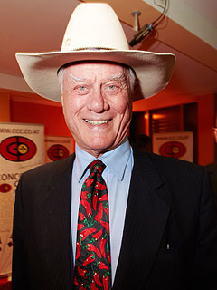 Dallas Star Larry Hagman Dies