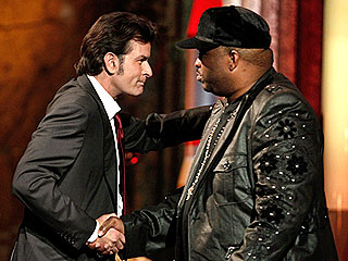 Charlie Sheen Remembers Patrice O'Neal's 'Epic Talent' | Charlie Sheen
