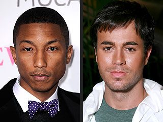 The X Factor: Enrique Iglesias and Pharrell Williams Guest Judge