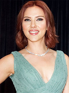 Scarlett Johansson: I Worry About My Body | Scarlett Johansson