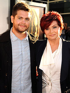 Sharon Osbourne: Jack Is &#39;Very Strong&#39; After Diagnosis | Jack Osbourne, Sharon Osbourne