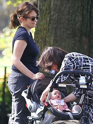 Tina Fey Baby Penelope Pictures