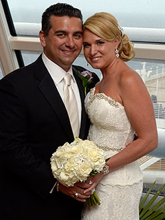&#39;Cake Boss&#39; Buddy Valastro Renews Marital Vows