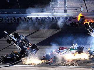 Dan Wheldon Killed During Race| Tributes