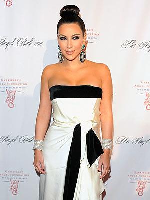 Kim Kardashian Heads to Haiti for Charity | Kim Kardashian