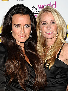 Correction: Kyle Visits Kim Richards in Rehab | Kim Richards, Kyle Richards