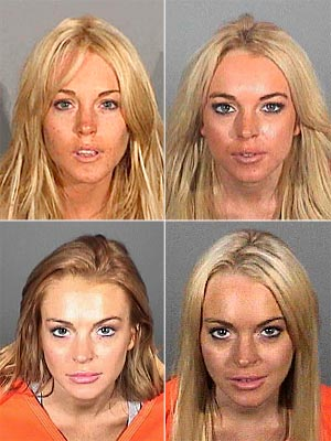Lindsay Lohan: Compare Her Five Mugshots Over the Years| Crime & Courts, Lindsay Lohan