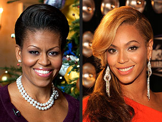 michelle obama 2 320 Michelle Obama: I Work Out to Beyonc