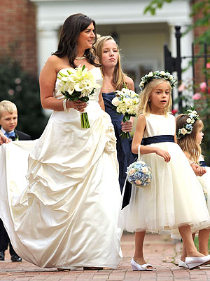 See Cate Edwards's Wedding Dress!