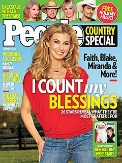 Where Does Faith Hill Find Her Strength? | Faith Hill