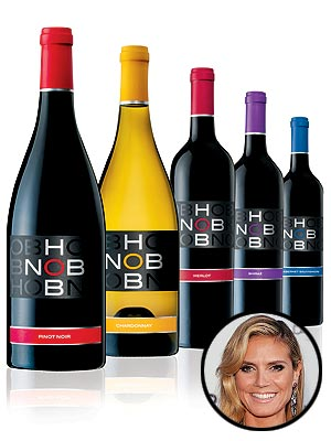 Heidi Klum's Halloween Party: Candy & Wine Pairings| Celebrity Diners Club, Heidi Klum
