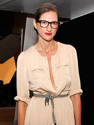 jenna lyons 300 J.Crew President Jenna Lyons Leaves Husband for a Woman: Report