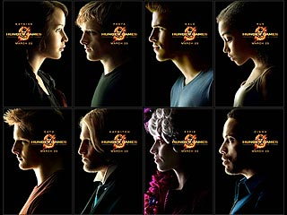 PHOTOS: See the Main Characters of The Hunger Games | Jennifer Lawrence, Josh Hutcherson, Liam Hemsworth