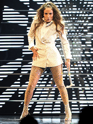 Jennifer Lopez: I Cried at Seeing My Mom in Audience | Jennifer Lopez