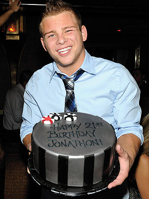 Jonathan Lipnicki Turns 21 in Sin City | Jonathan Lipnicki