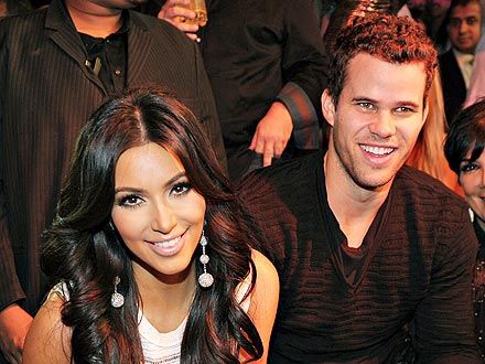 Kim Kardashian and Kris Humphries Celebrate Her 31st Birthday in Las Vegas | Kim Kardashian, Kris Humphries