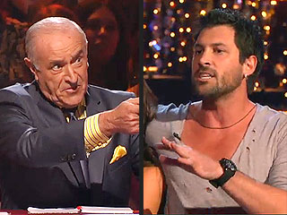 Maks Melts Down on Dancing! | Len Goodman, Maksim Chmerkovskiy