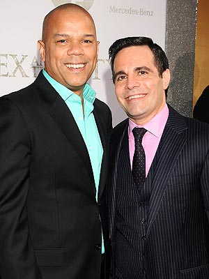 Mario Cantone Marries Partner Jerry Dixon