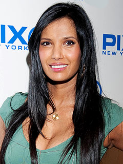 padma lakshmi height