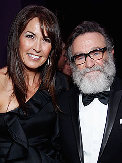 Robin Williams Ties the Knot | Robin Williams