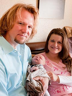 PHOTOS: Meet Sister Wives Stars' Baby Solomon