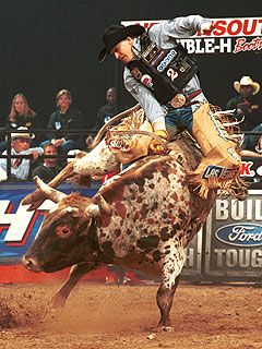 Professional Bull Riders: Ty Murray: I Don\'t Want My Son to ...