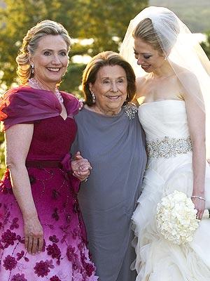 Hillary Clinton's Mom, Dorothy Rodham, Dies at 92   Chelsea Clinton, Hillary Rodham Clinton