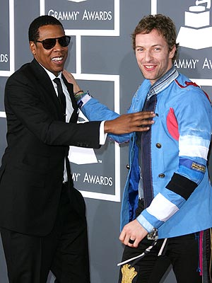 Chris Martin Says Jay-Z Is a 'Super Cool Guy' | Chris Martin, Jay-Z