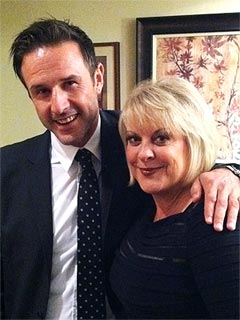 Why Nancy Grace Keeps Her Chin Up Despite Low Scores on Dancing | David Arquette, Nancy Grace