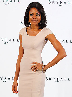 Naomie Harris Will Play Miss Moneypenny in Skyfall