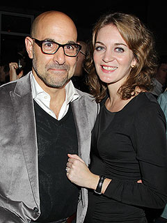 Stanley Tucci&#39;s Formal Wedding Draws Hollywood Stars | Stanley Tucci