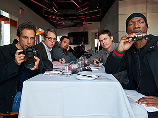 Tower Heist Features Old-School Eddie Murphy: PEOPLE Review | Ben Stiller, Eddie Murphy, Matthew Broderick