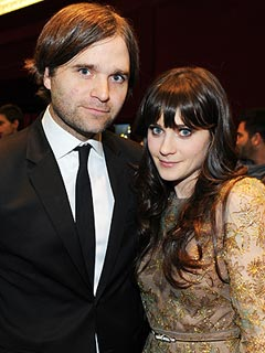 Ben Gibbard Was 'Awestruck' That Zooey Even Talked to Him | Zooey Deschanel