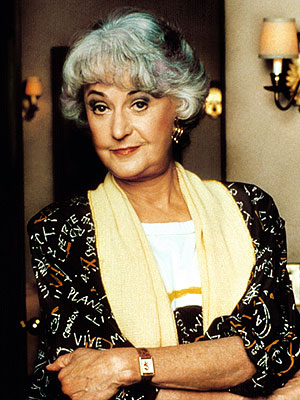 Eat Like a Golden Girl: Bea Arthur's Best Breakfast Recipe | Bea Arthur