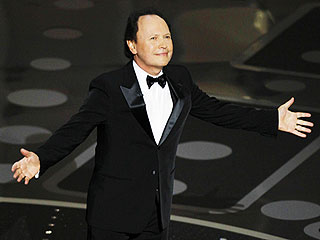 He's Back! Billy Crystal Now Hosting Oscars | Billy Crystal