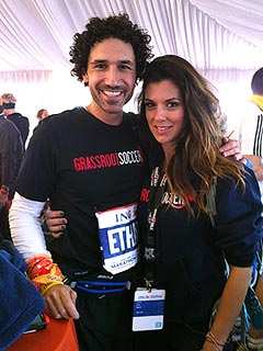 Ethan Zohn: Marathon Finisher in 4:20:46 | Ethan Zohn