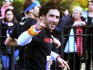 Inside Ethan Zohn's Emotional N.Y.C. Marathon Run to Crush Cancer | Ethan Zohn