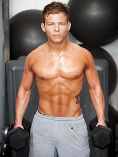Wow! Jonathan Lipnicki Is Ripped in New Shirtless Photos