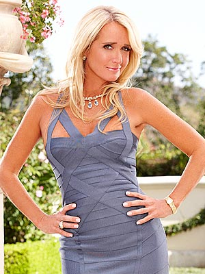 Real Housewives of Beverly Hills: Kim Richards Doesn't Recognize Herself on TV