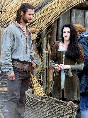 Snow White and the Huntsman Trailer, More Scenes from Set