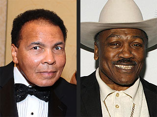 Joe Frazier Is a Fighter, Muhammad Ali Praying for Him