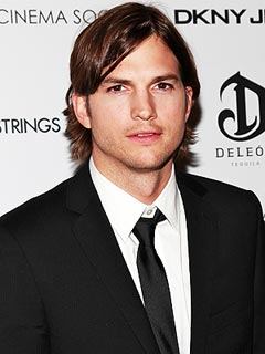 Ashton Kutcher Bound for Outer Space | Ashton Kutcher