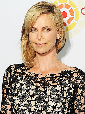 Charlize Theron Remembers High School Teasing