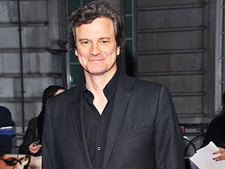 Colin Firth: The King's Speechless Around His Idols | Colin Firth