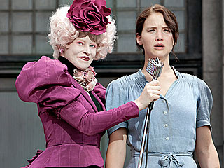 Hunger Games Sneak Peek: Two New Photos | Elizabeth Banks, Jennifer Lawrence