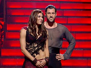 Are Hope Solo and Maksim Chmerkovskiy Dancing's Sore Losers? | Hope Solo, Maksim Chmerkovskiy
