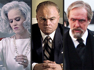 Katy Perry, Leo DiCaprio or Hugh Grant: Who Looks Best in Old-Age Makeup? | Hugh Grant, Katy Perry, Leonardo DiCaprio