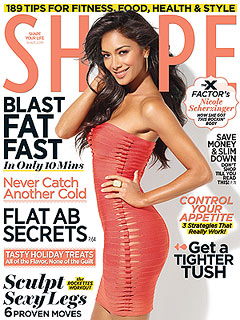 Why Nicole Scherzinger Ditched the Scale to Stay Slim | Nicole Scherzinger