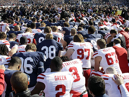 Penn State Holds Moment of Silence for Sexual Abuse Victims| Child Abuse, Crime & Courts, Sexual Abuse, True Crime, Real People Stories, Joe Paterno